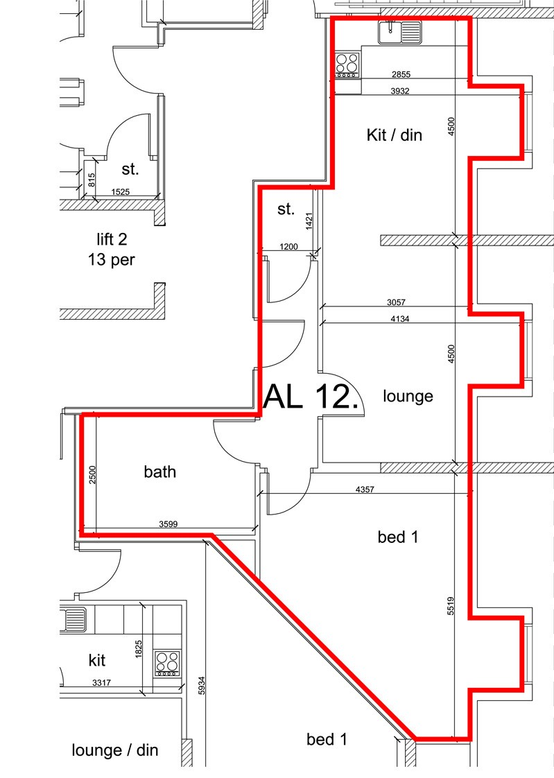 Floorplan Map